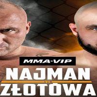 MMA VIP wyniki – Podsumowanie gali