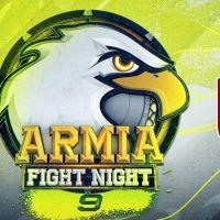 ⭐️Armia Fight Night 9 – Wyniki gali⭐️