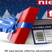 Podaruj bliskim voucher do kina Helios!