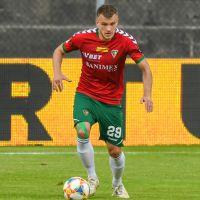 Reprezentant Litwy - Markas Beneta nie jest już piłkarzem Zagłębia⚽